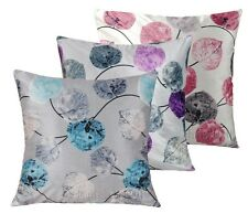 2PC*New Double-sided Big Leaves Throw Pillow Case Cushion Covers Sofa Decorative