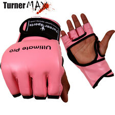 TurnerMAX MMA Cage Fighting Grappling Kick Fighting Glove Boxing Trianing Mitts