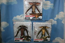 GERMLINS SERIES 2 NECA 3 DIFFERENT FIGURES TO PICK FROM