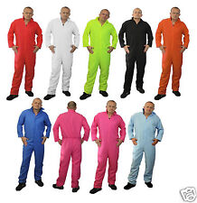 Mechanic Engineer Boiler Suit Overalls Fancy Dress Costume
