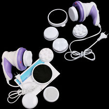 110V/220V Pro Fat Remove Full Body Massager Handheld Relax Slim Machine Set