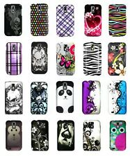 For Samsung Galaxy SII X S2X T989d Telus Canada Design Hard Cover Case
