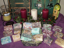 Fall/Winter/Holiday Natural & Organic Goat Milk Olive Oil Soap Collection -5-6oz