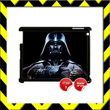 ★ STAR WARS ★ SHELL/COVER FOR IPAD 2/3/4(3RD/4TH GENERATION)CASE DARTH VADER#3