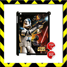 ★ STAR WARS ★ SHELL/COVER FOR IPAD 2/3/4(3RD/4TH GENERATION)CASE BATTLEFRONT#17
