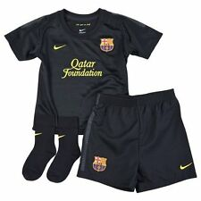 OFFICIAL FC Barcelona Away Baby Full Kit 2011-2012, Shirt, Shorts and Socks