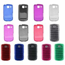 For Samsung Freeform 4 R390 Samsung Comment 2 II R390C Candy Tpu Rubber Cover