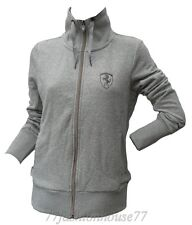 NEW PUMA  FERRARI - WOMEN'S - SWEAT JACKET - GREY  size XXL