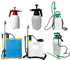 Pressure Spray Bottle 1 2 5 8 16 20  litre Sprayer Water Watering Spraying Pump
