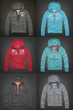NWT New Hollister By Abercrombie MENS Paradise Cove and Fallbrook Hoodie