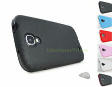 for Samsung Galaxy S IV 4 S4 INFLEX Gel Slim Case Cover + Prytool +OPT Holster