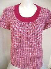NWT JMS Just My Size Ladies Print Top in Plus Sizes