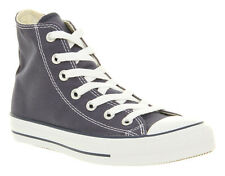 Sports Converse All Star Hi Navy Blue Canvas
