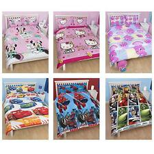 Double Character Duvet / Quilt Covers (FREE P+P)