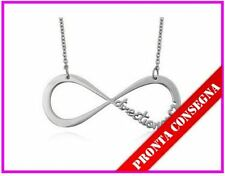 COLLANA INFINITO INFINITY ONE DIRECTION ONE DIRECTIONER FASHION BELLISSIMA 1D
