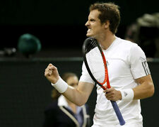 ANDY MURRAY 15 (TENNIS WIMBLEDON 2013) PHOTO PRINT