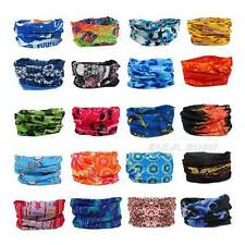 New 63 Styles Outdoor Sport Cycling Multifunction UV Headband Scarf Quick Drying