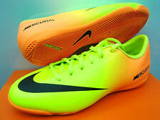 NIKE JUNIOR MERCURIAL VICTORY IV IC FOOTBALL SOCCER SHOES