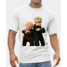 1980s Old Men T Shirt 1980s Retro Muppets Grumpy 80s TShirt Statler and Waldorf