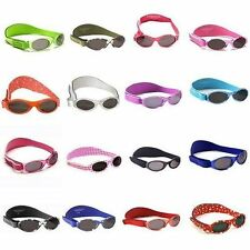 Baby Banz Sunglasses Adv 0-2 New 2011-2012 Model more Comfort Baby Girls Boys