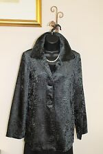 3 Sisters Jacket Clothing NWT S,M Danielle Women's A-Line Swing Coat 13299