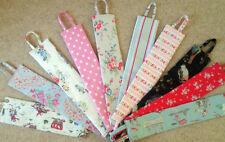 BAND CURTAIN tie backs in choice of CATH KIDSTON CHILDRENS  fabric 4 sizes