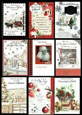QUALITY ~ CHRISTMAS CARDS ~ ONLY 99p Each Card ~ SOMETHING FOR EVERYONE ~ L@@K