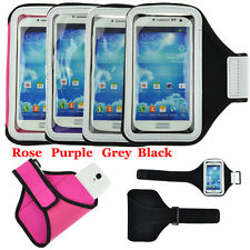 SPORT WORKOUT RUNNING JOGGING GYM ARMBAND CASE COVER for SAMSUNG GALAXY S4 i9500