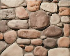 River Rock Stone Veneer Sample Boards