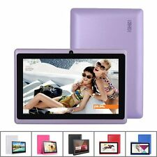 "4G 7"" Google Android 4.0 MID Tablet PC A13 Capacitive Screen Camera Wifi Netbook"
