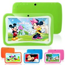 "7"" Android 4.0 Preschool Education 4GB Children Kids Mid Tablet PC Wifi Dual Cam"