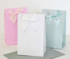 24 DIY Favor Boxes Bags Container Wedding Birthday Party Bridal Shower w/Bow
