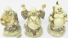 The Leonardo Collection Buddhism Happy Buddha Statue LP22472