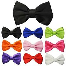 Bowtie Classic Tuxedo Pre-Tied Adjustable Bow Tie Necktie Wedding Novelty Party