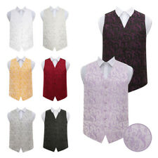 NEW DQT PASSION MENS WEDDING WAISTCOAT
