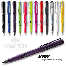 LAMY SAFARI FOUNTAIN PEN - all colours
