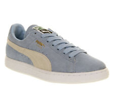 Puma Suede Classic Powder Blue Trainers Shoes VH2