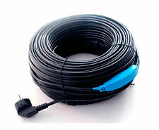 Anti-freeze frost protection heating cable for Water lines /process pipe systems