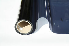 "WIDE:20""/BLUE Reflex Solar Film/Tint/Window/1.5Mil/2PLY/VLT15%/Glass/One way"