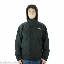 NORTH FACE MENS SIZE L XL XXL BLACK JACKET COAT TNF TRICLIMATE PHERE 3 IN 1 NEW