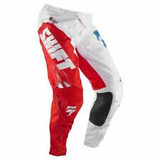 CLEARANCE 2013 Shift Reed Replica Pants Blue SX MX ATV OFF Road cheap sale one