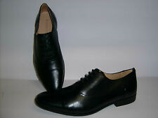Anatomic & Co. mens lace up Formal / smart style shoe Black Leather AMPARO