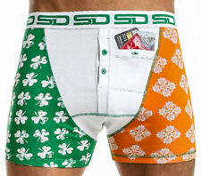 Irish Smuggling Duds Boxer Briefs, Boxershorts, Boxer Trunks, Cotton Blend