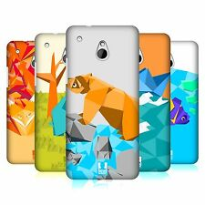 HEAD CASE DESIGNS ORIGAMI CASE COVER FOR HTC ONE MINI