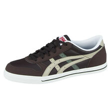 ASICS ONITSUKA TIGER AARON SCHUHE SNEAKER BRAUN BEIGE D3C3Y-2805 MEXICO 66