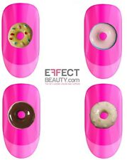 3D Nail Art Donut Decorations | Pack of 10 or 20 | Free UK P&P Fast Postage