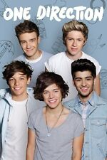 New One Direction Ruling The World 1D Poster