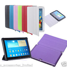 "Smart Ultra Thin Leather Case Cover For Samsung Galaxy Tab 3 10.1 "" P5200 P5210"
