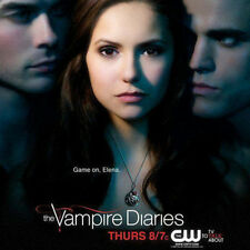 The Vampire Diaries inspired Elena's Vervain Necklace Unusual Gift for her