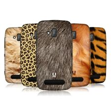 HEAD CASE FURRY COLLECTION PROTECTIVE HARD BACK CASE COVER FOR NOKIA LUMIA 610